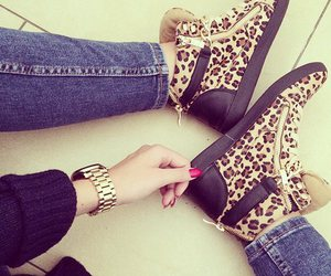 shoes, girl, and style image