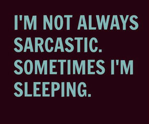 fact, life, and sarcastic image