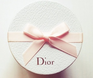 dior, box, and luxury image