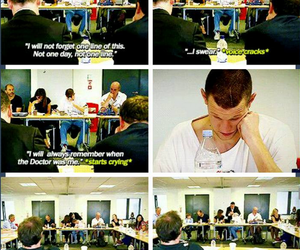 crying, quotes, and matt smith image