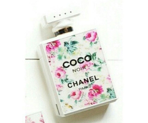 chanel, flowers, and love image