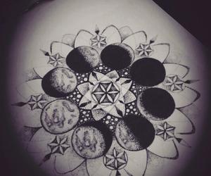 Tattoos and mandala tattoo image