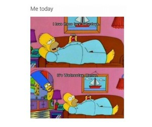 funny, Homero, and lol image