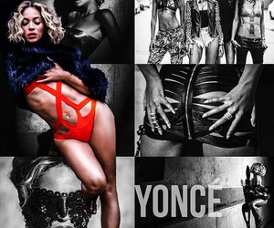 flawless, queen bey, and my life image