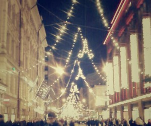 christmas, finland, and city image