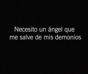 demonios and angel image