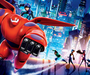 big hero 6 and disney image