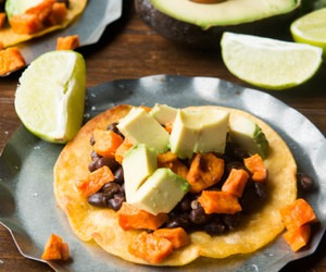 mexican, recipe, and vegan image