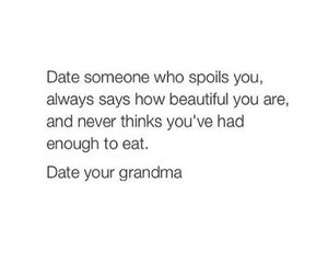 date, grandma, and your image