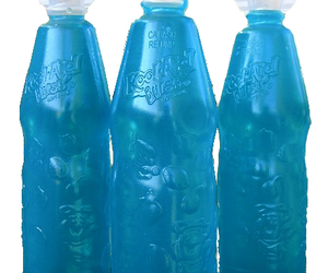 blue, tumblr, and drink image