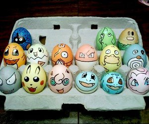 pokemon, eggs, and funny image