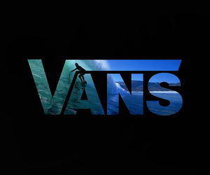 vans, surf, and surfing image