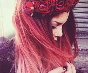 beautiful, hair, and Hot image
