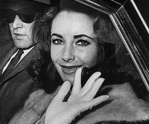 d, Elizabeth Taylor, and liz taylor image