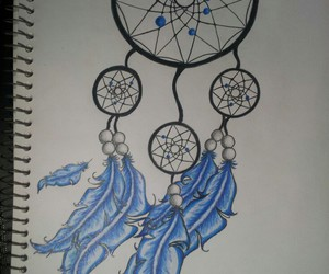 draw and dreamcatcher image