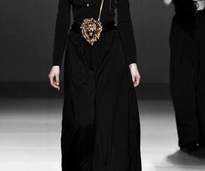 fashion, modest, and runway image