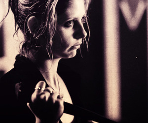 btvs and buffy image