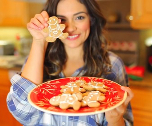 bethany mota, bethany, and christmas image