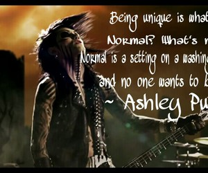 quote, unique, and ashley purdy image