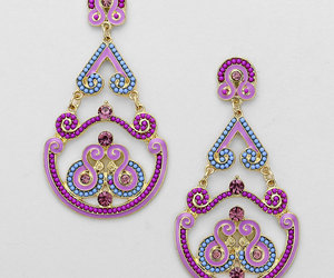 chandelier, earrings, and jewelry image