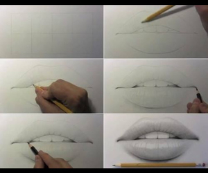 art, drawing, and tutorial image