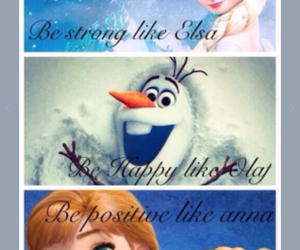 frozen, quote, and cute image