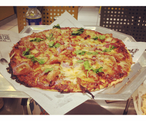 asian, food, and pizza image