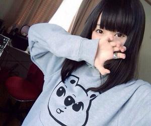 japanese girl and kawaii image