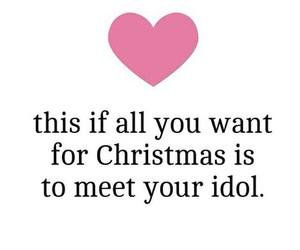 christmas and idol image