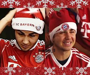 bundesliga, christmas, and football image