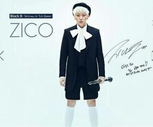 zico and block b image