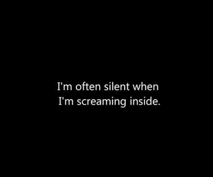 quotes, sad, and inside image