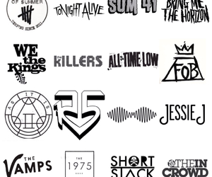 all time low, arctic monkeys, and artists image