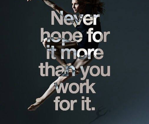 quote, ballet, and dance image