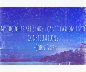 john green, book quote, and tfios image