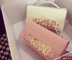 accessories, bag, and Moschino image