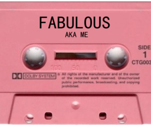 pink, fabulous, and me image