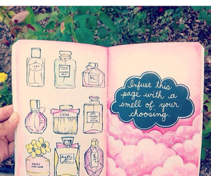 girly, perfume, and pretty image