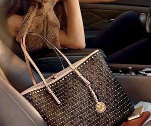 mk, purses, and love image