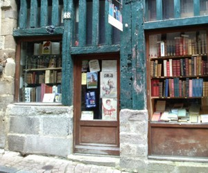 old, books, and bookshop image