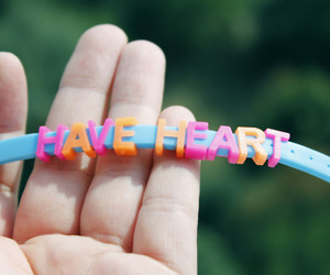 hardcore, love, and have heart image
