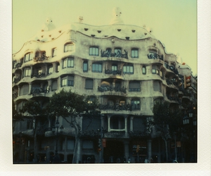 polaroid, sx70, and spain image