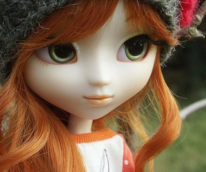 pullip, doll, and cute image