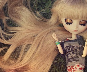 pullip and hair image