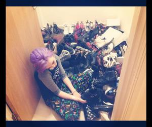 perrie edwards, little mix, and shoes image
