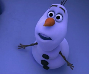 Best, movie, and olaf image
