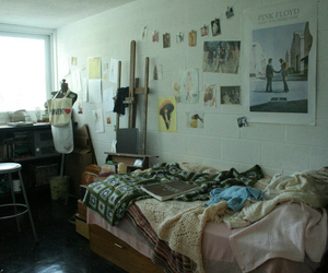 room, art, and grunge image