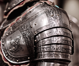 armor, history, and fancy image