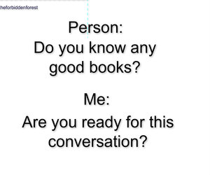 book, conversation, and funny image