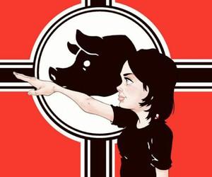 children, little, and Fascism image
